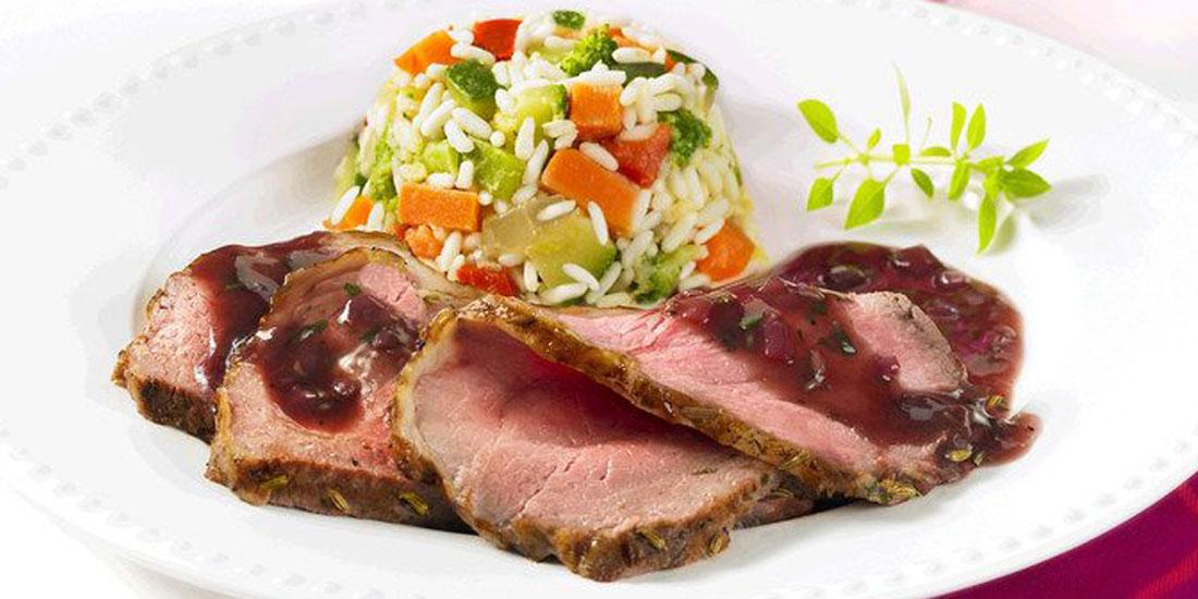 Fennel Crusted Bottom Sirloin Beef Tri-Tip Roast
