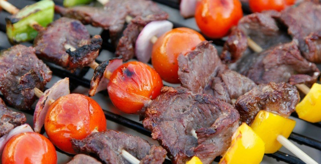Angus Beef Kabobs for Kids