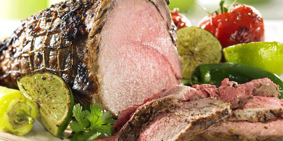 Key Lime BBQ Beef Roast
