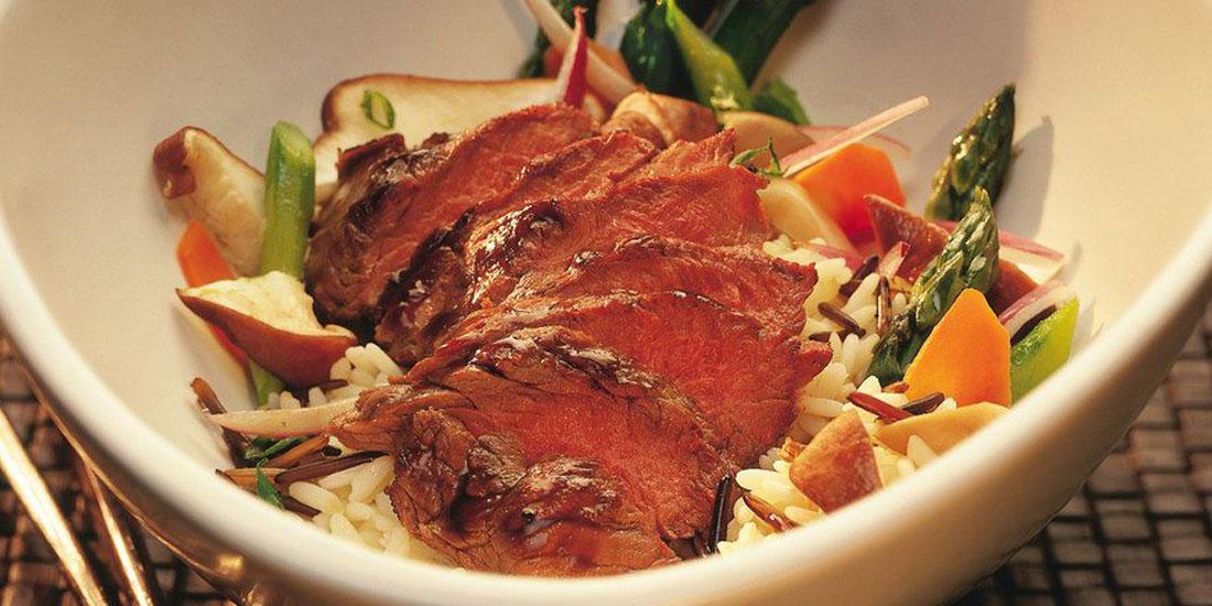 Oriental Beef Bottom Sirloin Tri-Tip