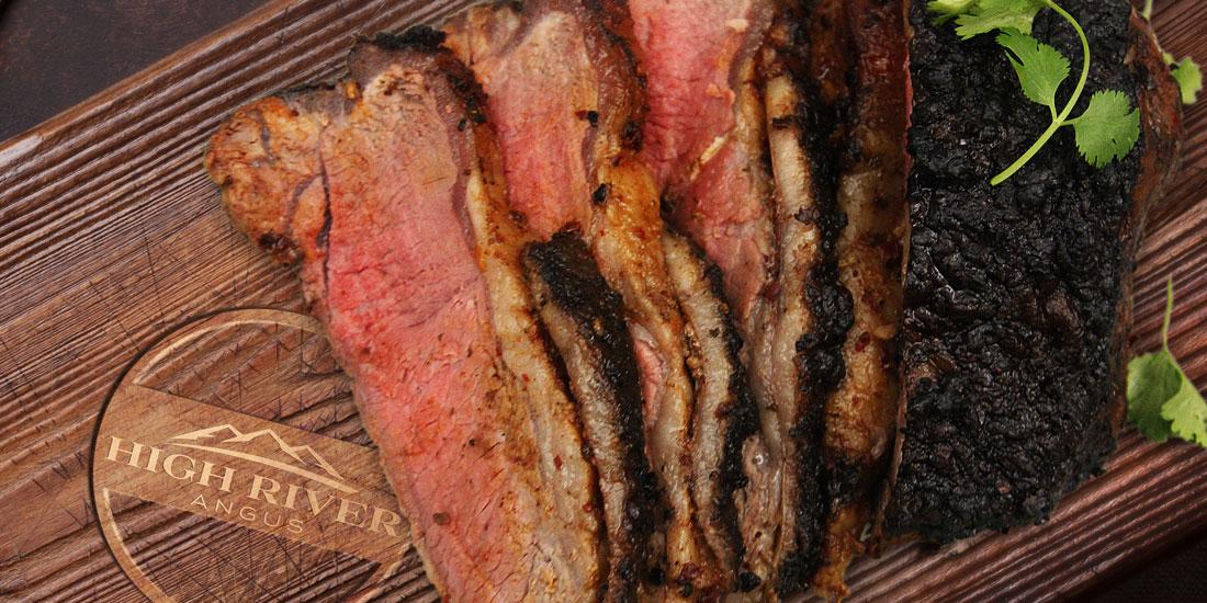 New York Steak Roast in Adobo