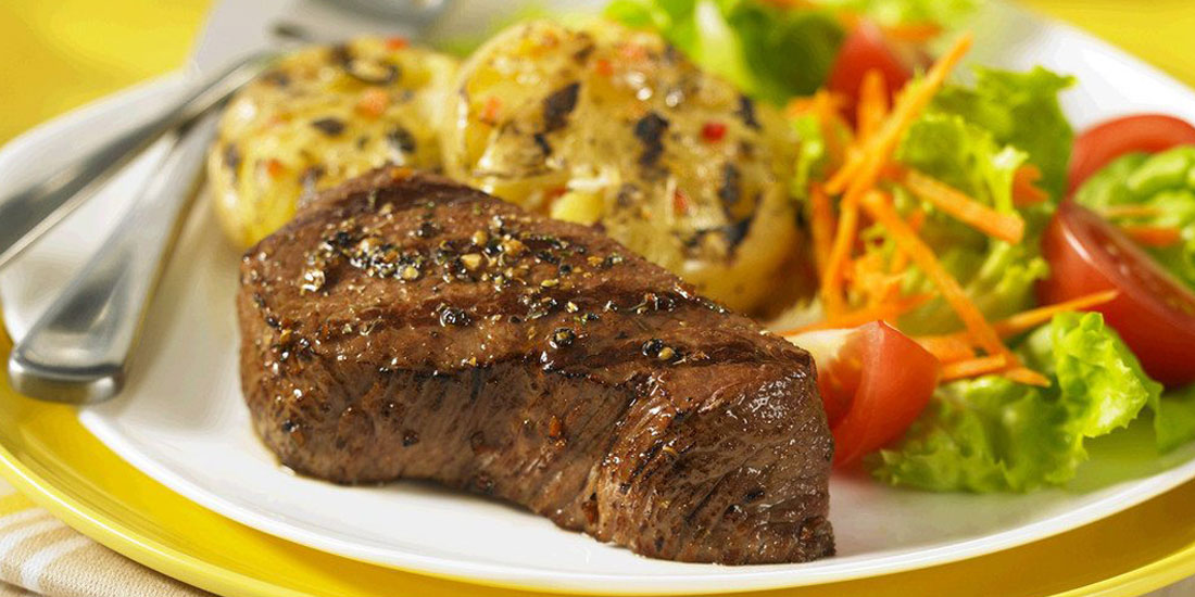 Top Sirloin Cap Au Natural